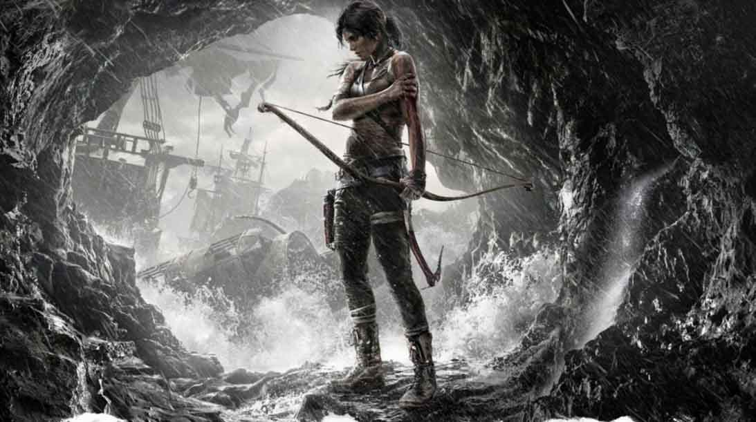 Игра приключение Rise of the Tomb Raider