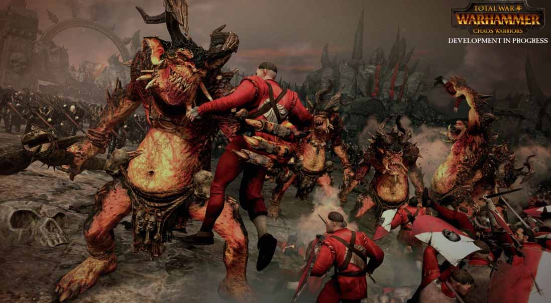 Птч для total war: warhammer