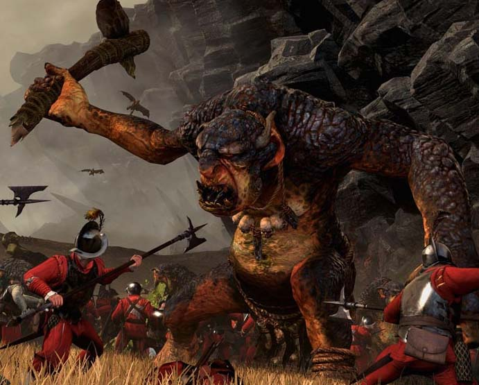 Моды total war: warhammer