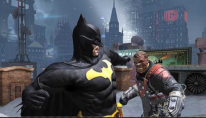 Версия, дополнение, связанное, фильмом, бэтмен, новое, получила, мобильных, телефонов, устройств