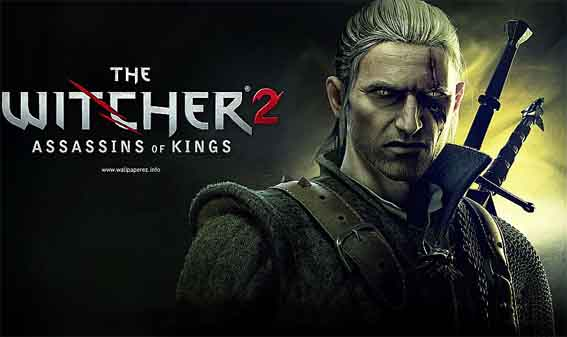 Witcher 2 The Assassings of Kings - Ведьмак 2 компьютерная игра