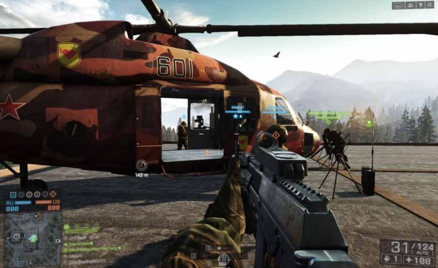 Скачать Бателфилд 3 на Xbox