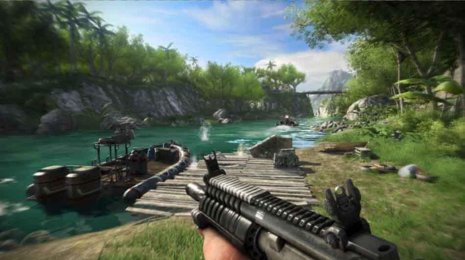 Far Cry 4 - Фар край 4 - Играть онлайн