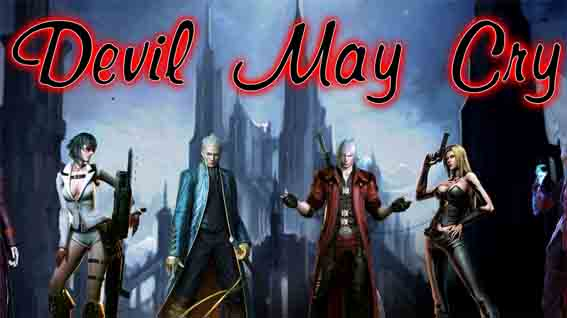Devil May Cry. Девил Май Край