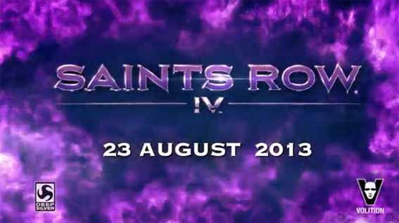Saints Row 4, Сайнтс Роу