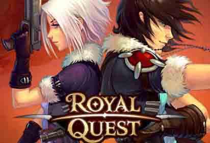 Royal Quest играть