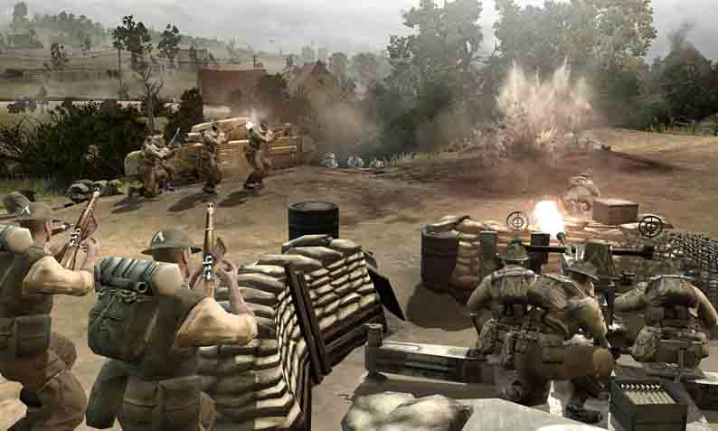 Читы и моды для Company of heroes, opposing fronts