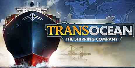 Сайт игры Transocean, the shipping company