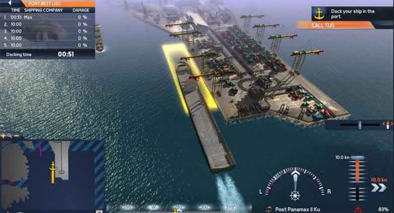 Секреты игры Transocean, the shipping company
