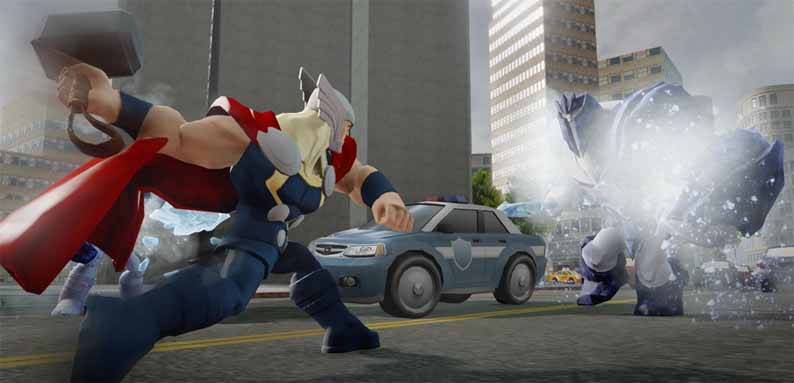 Играть через интернет в Disney infinity, 2.0, marvel super heroes