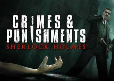 Сайт игры Sherlock holmes, crimes and punishments