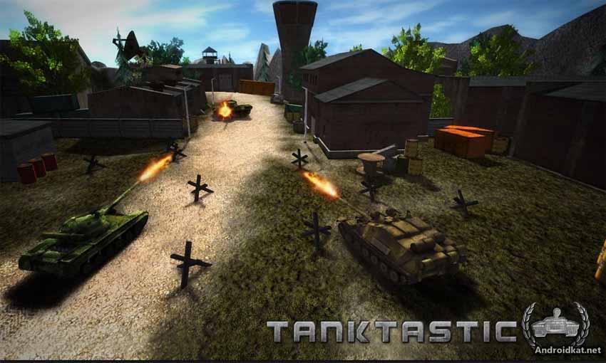tanktastic онлайн играть