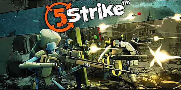 5strike: World War