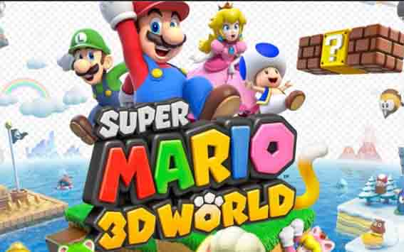 Super Mario 3D World Супер Марио
