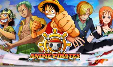 Anime Pirates - Аниме пираты