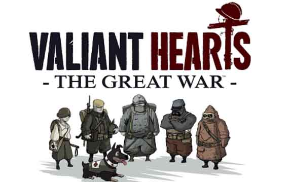 Valiant Hearts Валиант Хартс