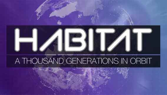 Habitat A Thousand Generations in Orbit