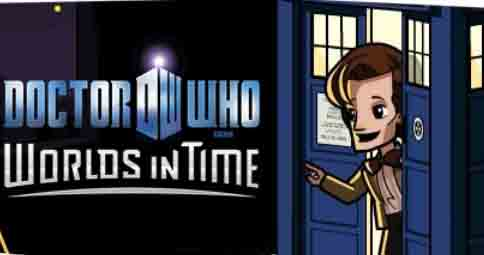 Doctor Who Доктор Кто: Worlds in Time