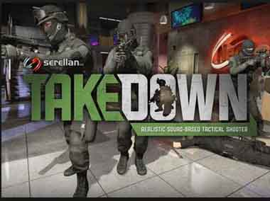 Takedown - Red Sabre